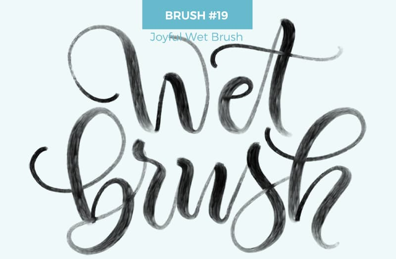 procreate brushes for ipad